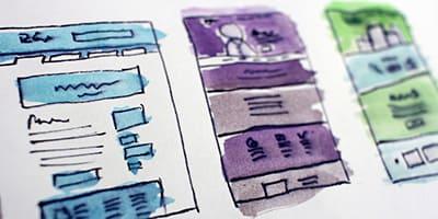webサイト制作の画像